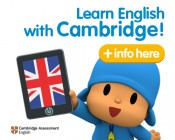 English with Pocoyó